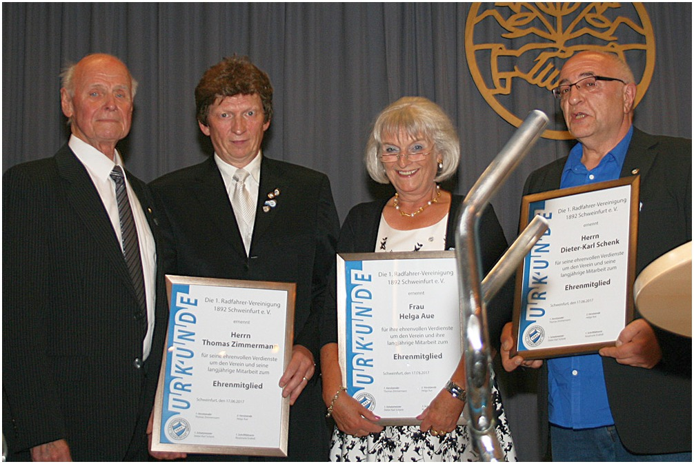 Thomas Zimmermann, Helga Aue, Dieter K. Schenk