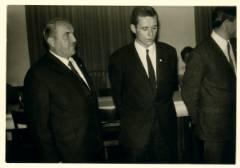 Hermann Streng und Peter Endreß
