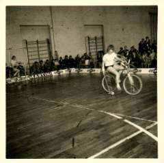 Radpolo Bayerische Meisterschaft in Burgkunstadt 1971
