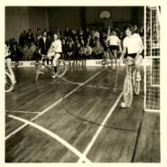 Radpolo Bayerische Meisterschaft Burgkunstadt 1971