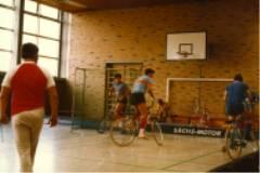 Radball Jubiläums-Turnier am 02.10.1982