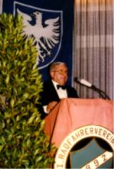 Bürgermeister Herbert Müller
