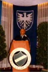 BRV-Präsident Hans Bandele