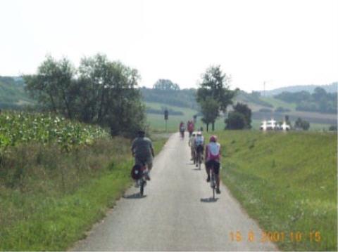 Radtour von Schweinfurt nach Bamberg