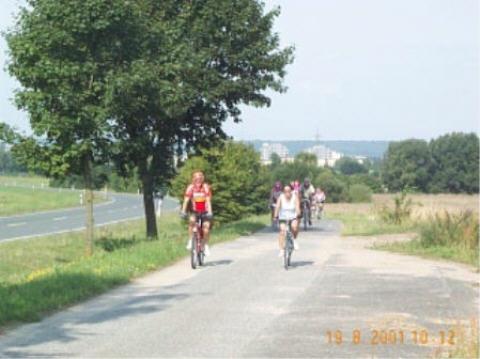 Radwandern am Main nach Bamberg