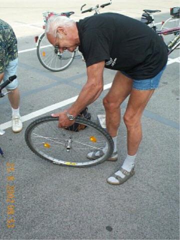 Fahrradreparatur in Haßfurt
