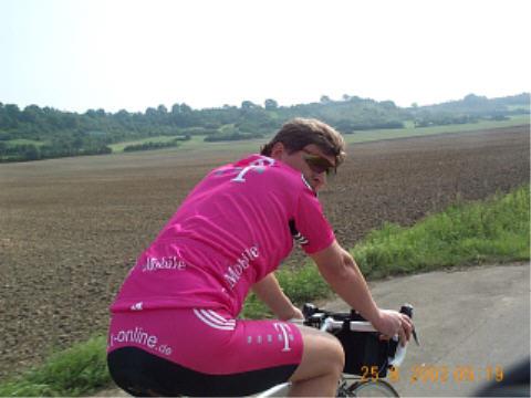 Mit dem Fahrrad von Schweinfurt nach Bamerg