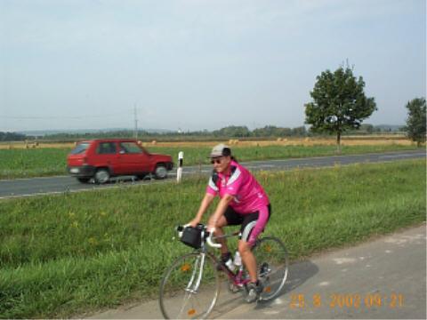 Fahrradtour auf dem Mainradweg