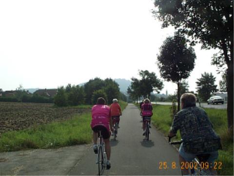 Fahrradtour nach Bamberg