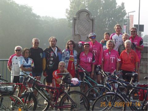 Fahrradtour am Main nach Bamberg