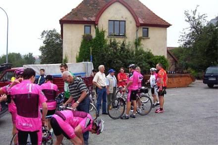 Fahrradtour Bamberg