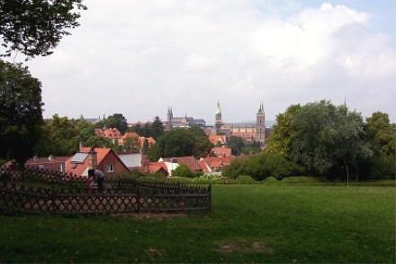 Bamberg, Oberer Stephansberg
