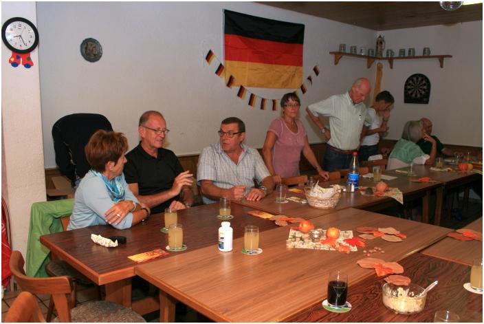 Federweißer in Schweinfurt