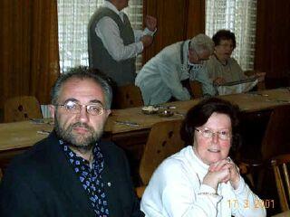 Schlachtschüssel Schweinfurt 2001