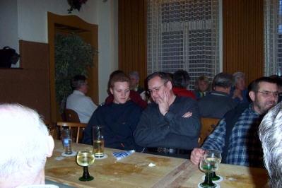 Schlachtschüssel Schweinfurt 2003