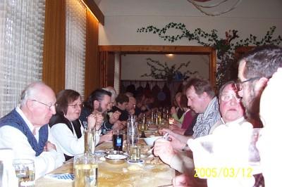 Schlachtschüssel Schweinfurt 2005
