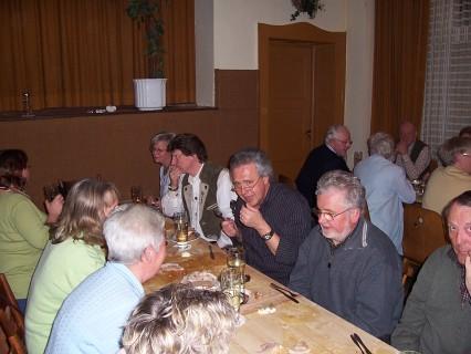 Schlachtschüssel Schweinfurt 2006
