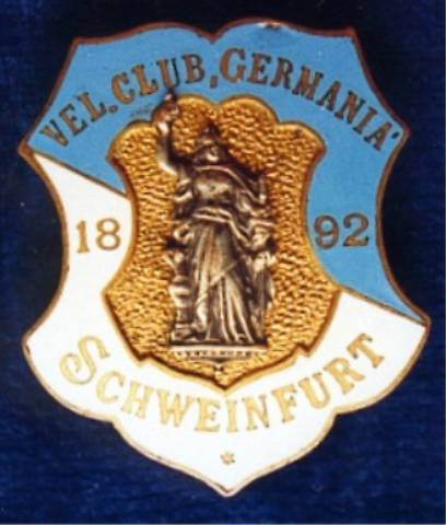 Velociped Club Germania 1892 Schweinfurt