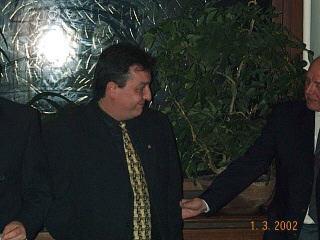 Mitgliederversammlung RV92 Schweinfurt 2002