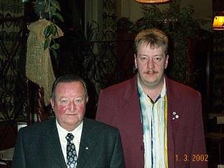 Rudolf Remele und Udo Gerhardt