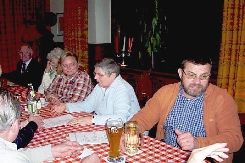 Mitgliederversammlung 04.03.2005