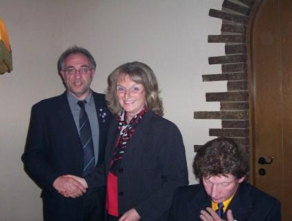 Mitgliederversammlung RV92 Schweinfurt 2006