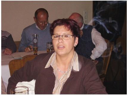 Gudrun Steyer - Neu im Vereinsbeirat