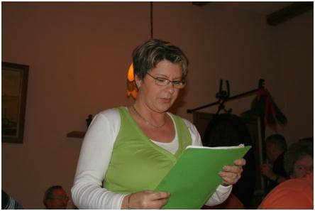 Gudrun Steyer, 2. Tourenfachwart