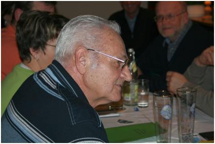 Ehrenmitglied Herbert Leibold