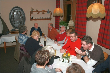 Mitgliederversammlung RV92 Schweinfurt 2010