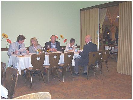 Der Vorstand RV92 Schweinfurt 2013
