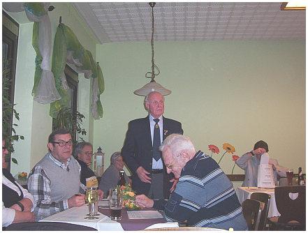 Mitgliederversammlung RV92 Schweinfurt 2013
