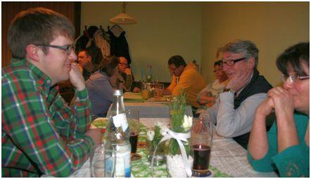 Mitgliederversammlung RV92 Schweinfurt 2015
