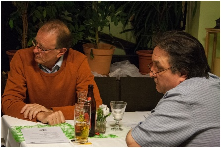 Mitgliederversammlung RV92 Schweinfurt