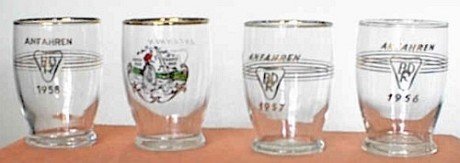 BDR - Pokale im Museum