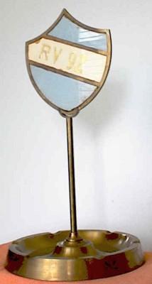 Aschenbecher im Radmuseum