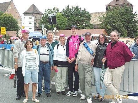 Radrennen Rund um die Nürnberger Altstadt 2002