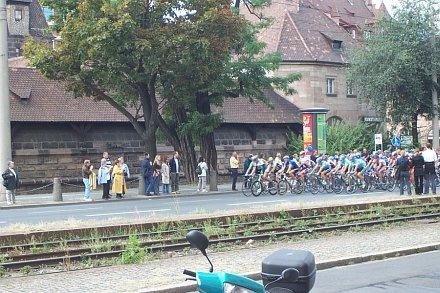 Nürnberg Radrennen Rund um die Nürnberger Altstadt 2003