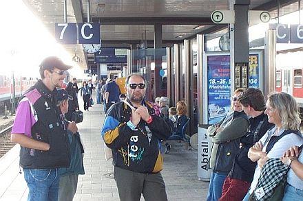 Nürnberger Hauptbahnhof
