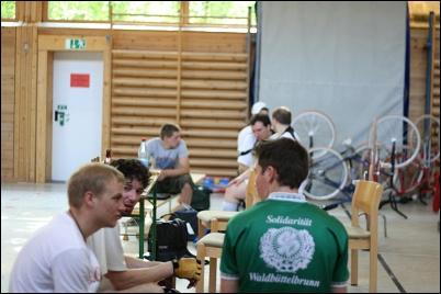 Radball Bezirksliga 2009
