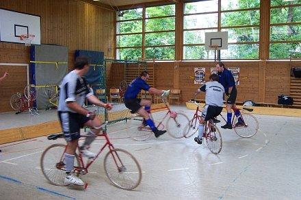 Radball Turnier 2003