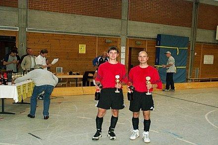 Robert Losko und Pavel Vitula