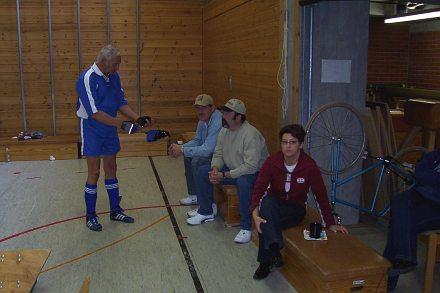 Radball Turnier 2005