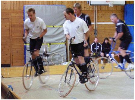 Radball Turnier 2007