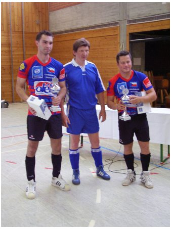 Pavel Loskot / Radim Hason CK Svitavka
