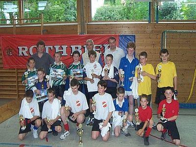 Radball Jugendturnier 2003
