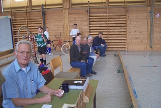 Schweinfurt Radball Jugendturnier 2004