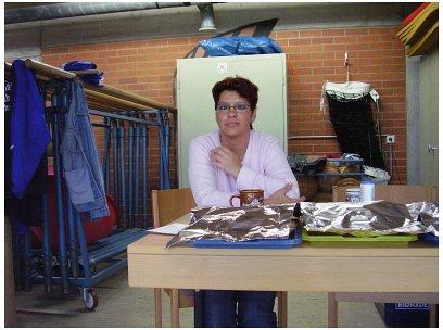 Fotos Radball Jugendturnier 2006