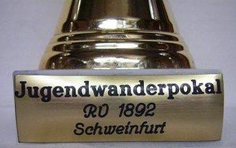 Wanderpokal Schweinfurt