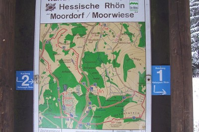 Hessische Rhön Rotes Moor